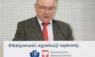 Wystąpienie Wiceministra Jerzego Kozdronia na Konferencji na UG