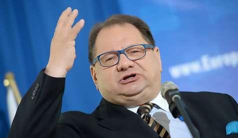 Socjaldemokrata Ryszard Kalisz broni interesów wielkiego biznesu i hurtowni komorniczych