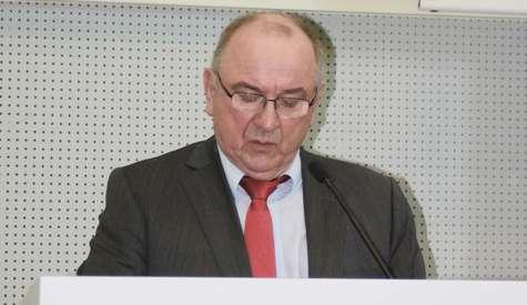 Wiceminister Jerzy Kozdroń zawiesił komornika Jarosława Kluczkowskiego